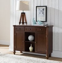 Kings Brand Furniture Wood Sideboard Buffet Cabinet ...