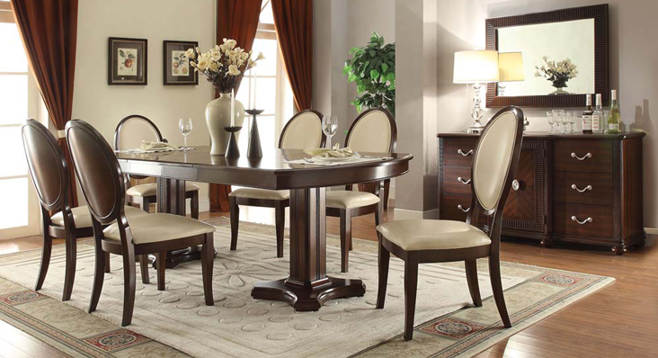 Acme Furniture Balint Dining Collection By Dining Rooms Outlet