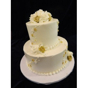 Relaxing Cupcakes G Roses Wedding Cakes Two Tier Wedding Cake Two Tiered Red Roses Two Tier Wedding Cake