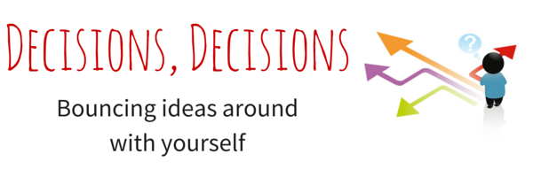 Self-Publishing Series: Decision Making Dilemmas