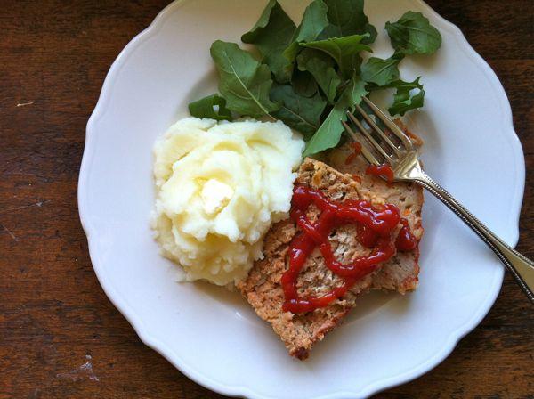 Bipartisan Meatloaf - Dinner A Love Story