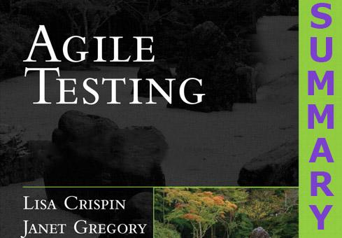Agile Testing Book