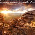Santiago 1:4
