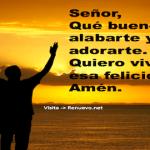 Buscar a Dios, hablar con Él