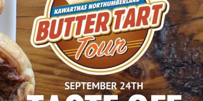 Butter tart taste off