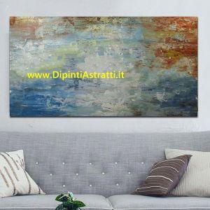 Dipinti astratti 100 dipinti a mano a olio su tela oggi for Tele astratte dipinte a mano