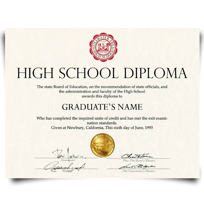 Buy Fake Diplomas - Realistic Degree Designs - Best Phony Quality