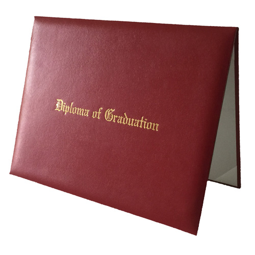Graduation Certificate Covers  Folder, Graduation Program Covers - graduation program covers
