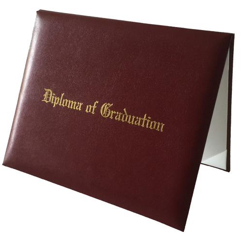Custom Certificate Holders Bulk, Cheap Certificate Holders  Covers - Graduation Certificate Paper