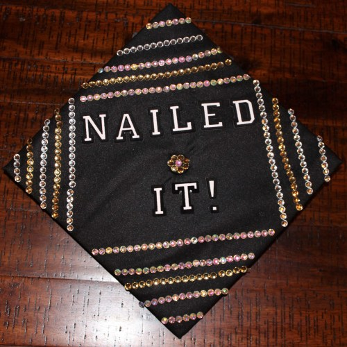 Medium Of Grad Cap Ideas