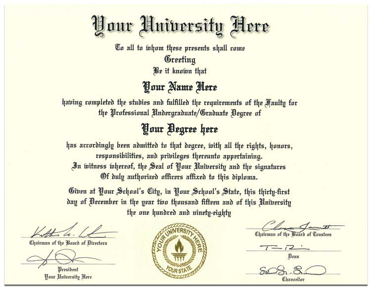 Fake Diplomas, Fake GED Certificates and fake Transcripts - hacer diplomas online