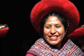 Rossetto naturale in Perù