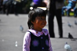 Sorrisi ad Arequipa