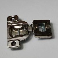 Blum COMPACT 38N Hinge 1/2 Inch Overlay 38N355C.08