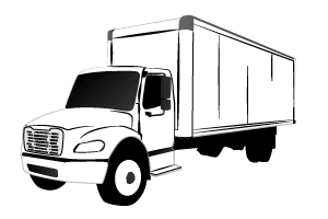 Straight Truck Freight Brokers Box Truck Expedited Ltl