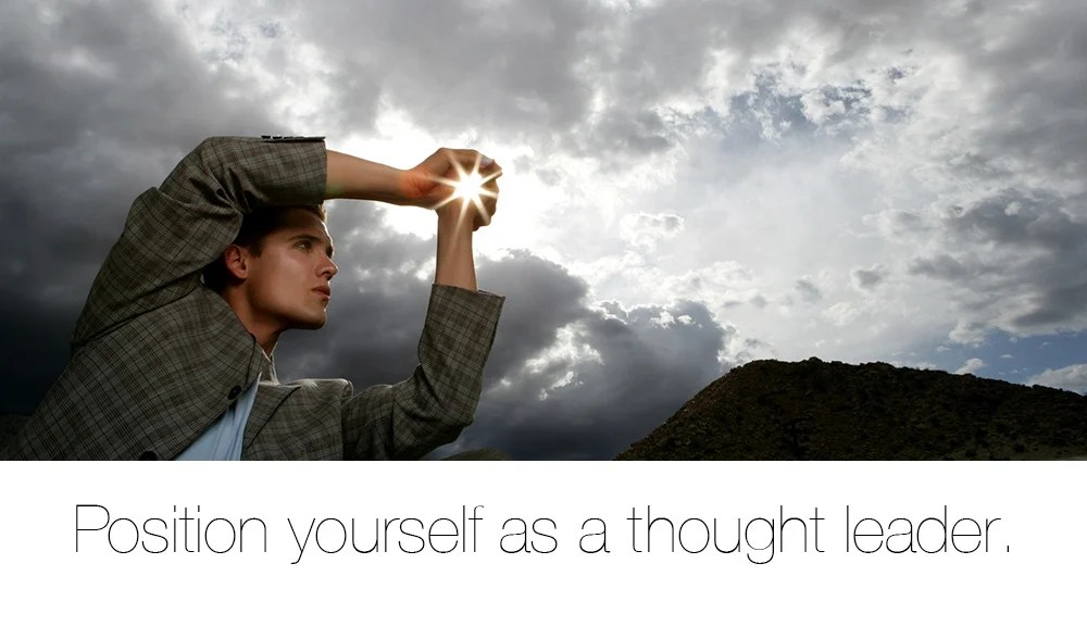 5 Examples of Excellent Thought Leadership Content