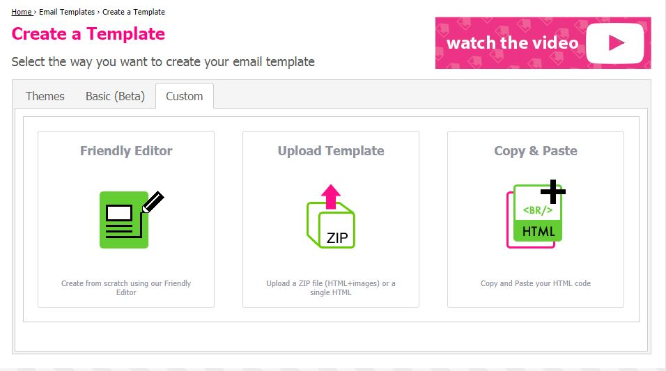 7 Email Marketing Templates You Can Start Using Today - DirectIQ