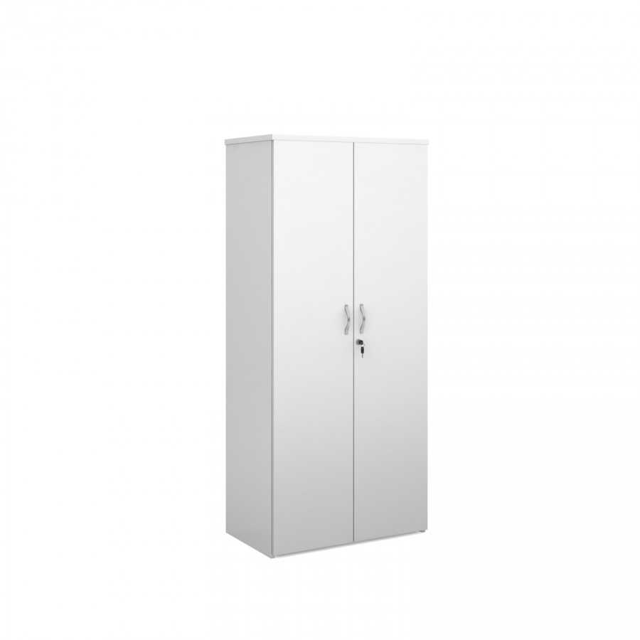 Office Storage Cupboard with 4 Shelves 1790mm