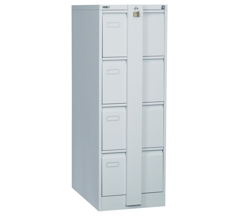 4 Drawer Security Executive Filing Cabinet