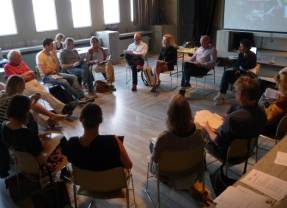 Verslag workshop 'Taking the Lead and Ownership over Your Film'
