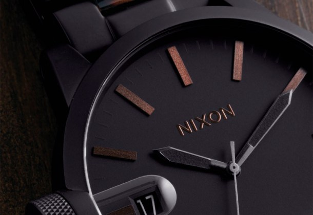 Nixon Dark Tortoise Collection