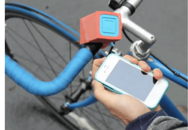SleekSpeak Bluetooth Bike Speaker