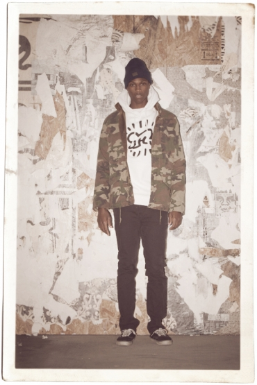 OBEY 2012 Fall Lookbook 08