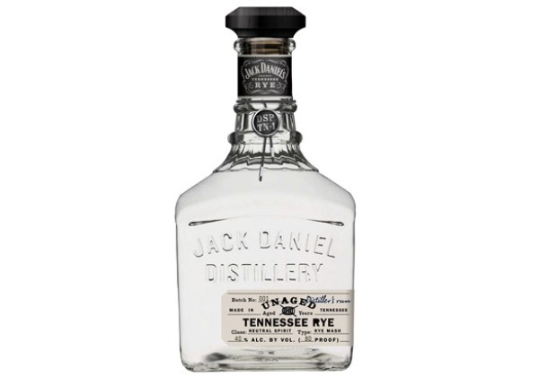Jack Daniels Unaged Rye Whiskey