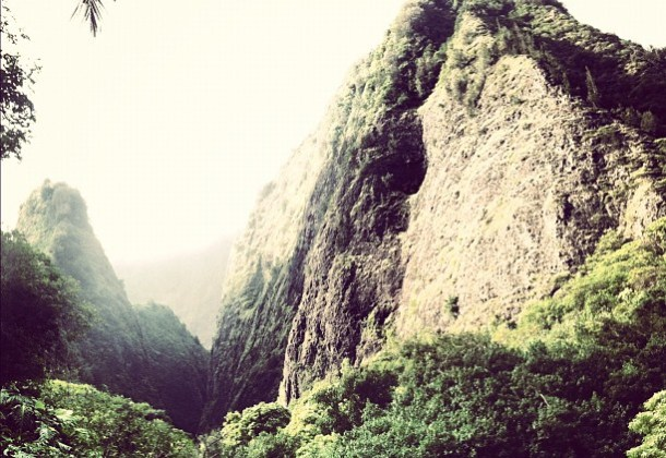 Instagram of the Week: Iao Valley