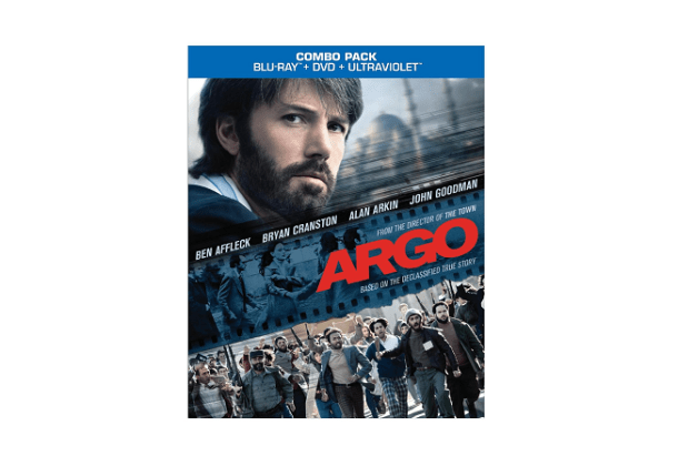 Argo Blu-Ray / DVD Combo Pack