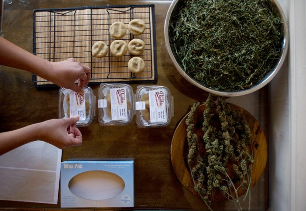 Life as a Pro Cannabis Baker