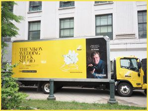 Nikon S Photo Studio On Wheels Helps Tell A Special Story