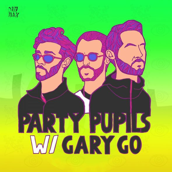 remixes: Party Pupil – West Coast Tears (feat Gary Go)
