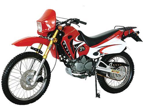 Custom Dirtbike Graphics