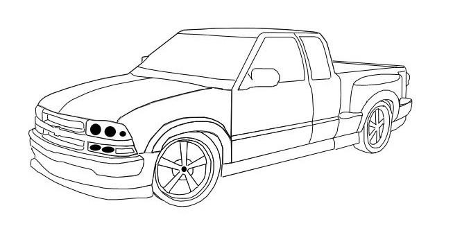 1983s 10 truck bedradings schema