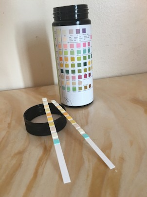 Home Urinalysis Test Strip Color Chart and Explanations - Disabled World