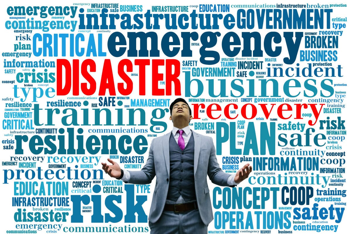 Sample Business Continuity Plan Template For Small Businesses Business Continuity Checklist Business Continuity