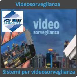 videosorveglianza professionale