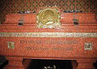 Swedenborg Tomb / Sundar Singh - http://en.wikipedia.org/wiki/File:Swedenborg%27s_grave.jpg