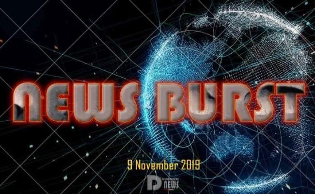 News Burst 9 November 2019 Disclosure News Italia
