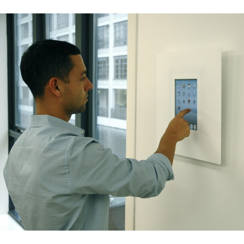 Wall Mounted Tablet Display