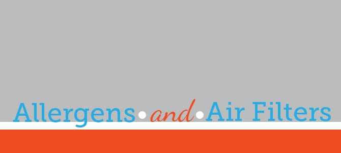 How Do Air Filters Help With Allergens?