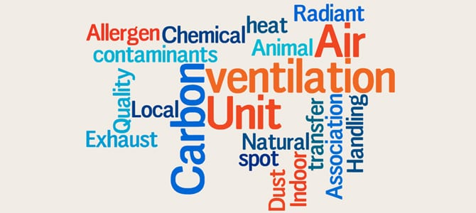 Indoor Air Quality Glossary of Terms