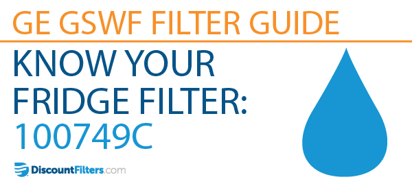 Know Your Fridge Filter 100749C