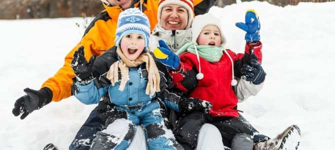 6 Snow Day Activities For Kids