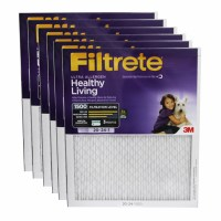 3M Filtrete 20x24x1 Ultra Allergen Reduction Air Filter (6 ...