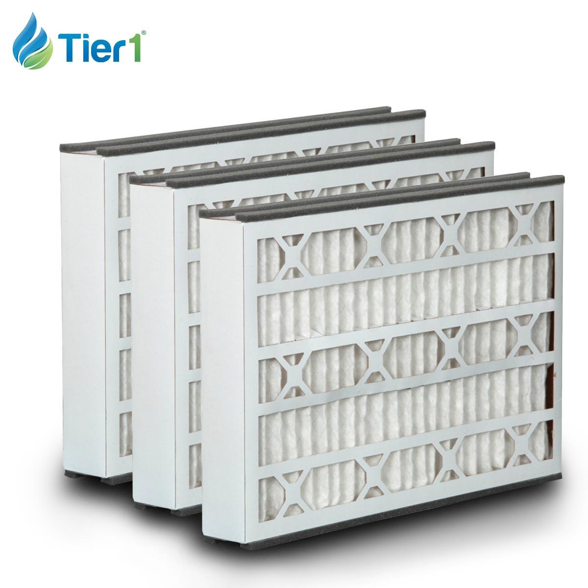 Carrier 16x25x3 Merv 8 Replacement Ac Furnace Air Filter