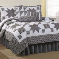 country quilt bedding sets - 28 images - details about ...