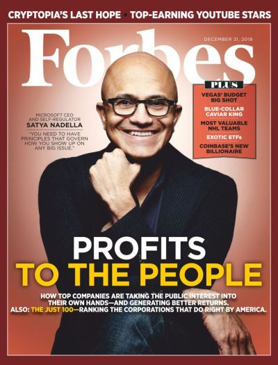 Forbes Magazine | Today's Business Leaders - DiscountMags.com