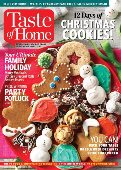 Taste of Home | Easy, Delicious Recipes - DiscountMags.com